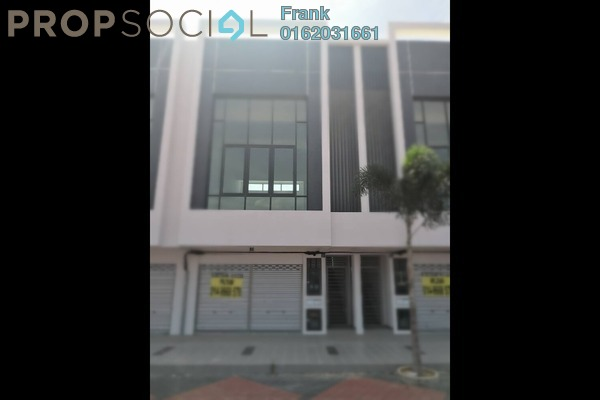For Sale Shop at Sendayan Merchant Square, Bandar Sri Sendayan Freehold Unfurnished 0R/0B 1.18m