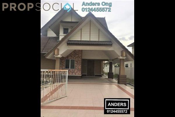 Bungalow For Rent in Dedaun Bungalow Village, Batu Kawan Freehold unfurnished 5R/6B 3.2k