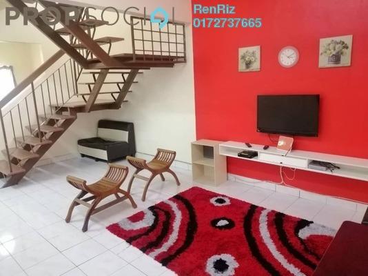 For Sale Terrace at Seksyen 8, Bandar Baru Bangi Freehold Fully Furnished 4R/3B 550k