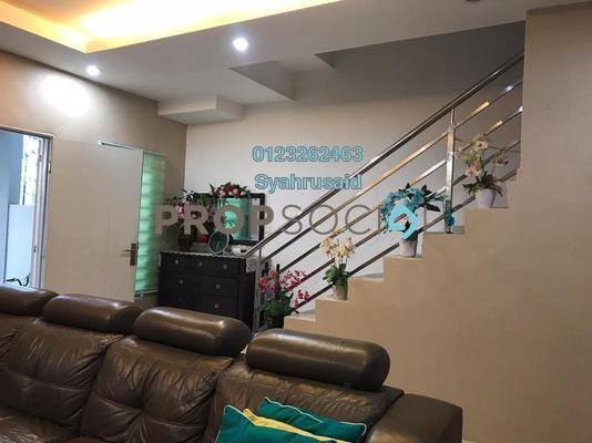 Terrace For Rent in Taman Nusari Aman, Bandar Sri Sendayan Freehold Fully Furnished 1R/1B 300translationmissing:en.pricing.unit