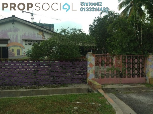 For Rent Terrace at Taman Setapak Indah, Setapak Freehold Unfurnished 3R/2B 1.6k