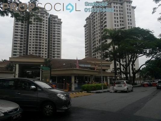 For Rent Condominium at Villa Angsana, Jalan Ipoh Freehold Semi Furnished 3R/2B 1.3k
