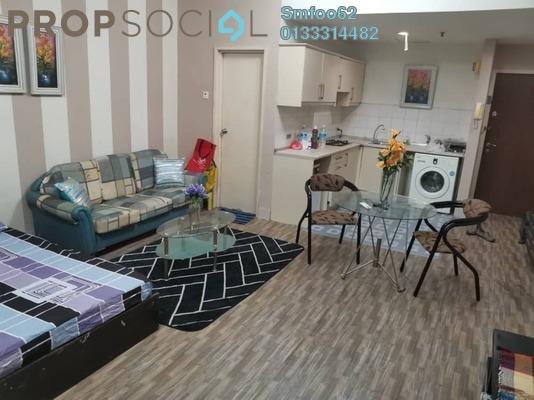 For Rent Condominium at Maytower, Dang Wangi Freehold Fully Furnished 0R/1B 1.3k