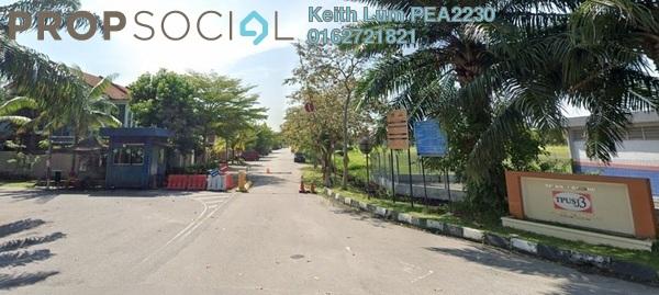 Terrace For Sale in Taman Pinggiran USJ, Subang Jaya Freehold Fully Furnished 4R/3B 890k