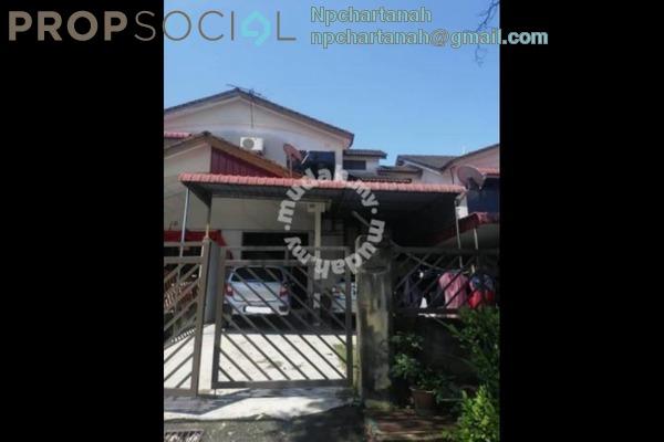 For Sale Terrace at Taman Kempas, Sungai Petani Freehold Unfurnished 4R/2B 275k