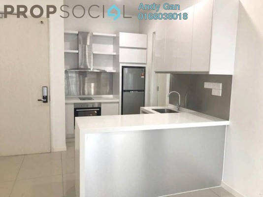Serviced Residence For Rent in EcoSky Residence, Kuala Lumpur Freehold Fully Furnished 2R/2B 1.8k
