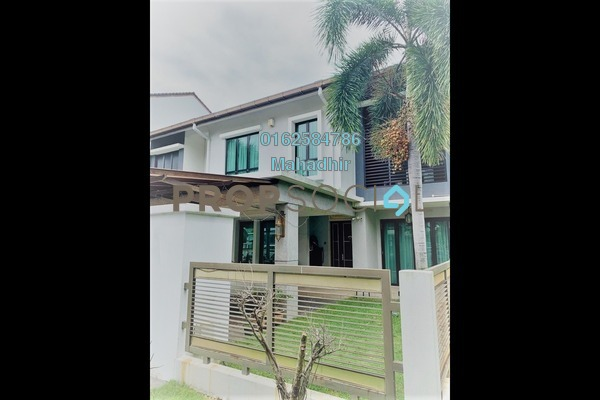 For Sale Bungalow at Royale Palms, Putra Heights Freehold Semi Furnished 6R/6B 2.8m