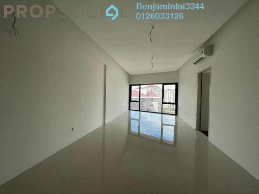 For Sale Serviced Residence at Sapphire Paradigm, Petaling Jaya Freehold Unfurnished 2R/2B 1.02m