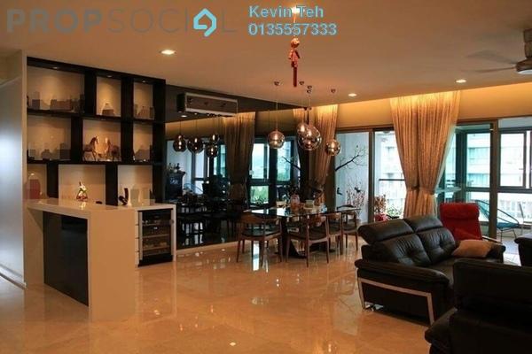 For Sale Condominium at Seni, Mont Kiara Freehold Fully Furnished 4R/6B 2.7m