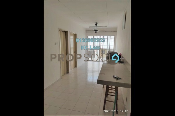 For Rent Apartment at Vista Apartment, Damansara Damai Freehold Semi Furnished 3R/2B 800translationmissing:en.pricing.unit