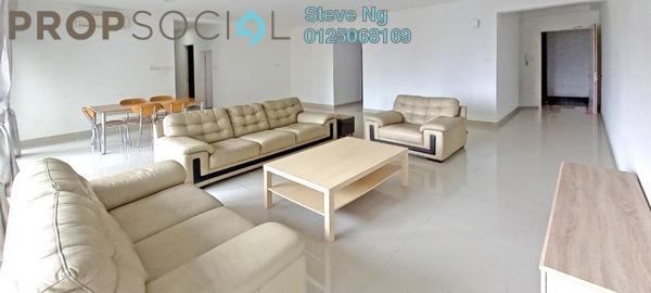 For Rent Condominium at Arte KL, Kuchai Lama Freehold Semi Furnished 4R/4B 2.8k