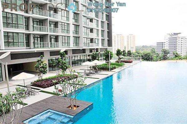 For Sale Condominium at The Z Residence, Bukit Jalil Freehold Unfurnished 3R/2B 580k