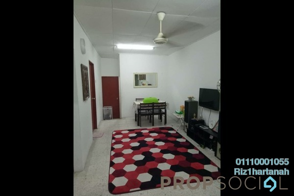 Terrace For Sale in Taman Bukit Permai, Cheras Freehold Unfurnished 3R/2B 450k
