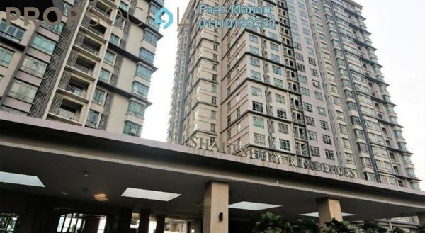 For Rent Condominium at Shaftsbury Square, Cyberjaya Freehold Fully Furnished 2R/2B 1.6k