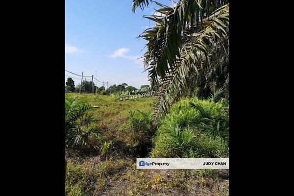 For Sale Land at Jenjarom, Selangor Freehold Unfurnished 0R/0B 2.5m