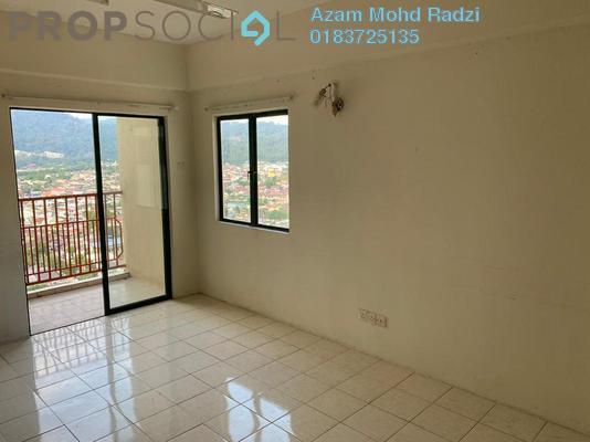 Condominium For Rent in Permai Puteri, Ampang Freehold Semi Furnished 3R/2B 1.2k