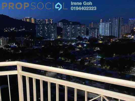 For Sale Condominium at Midlands One Stop, Pulau Tikus Freehold Fully Furnished 3R/2B 520k