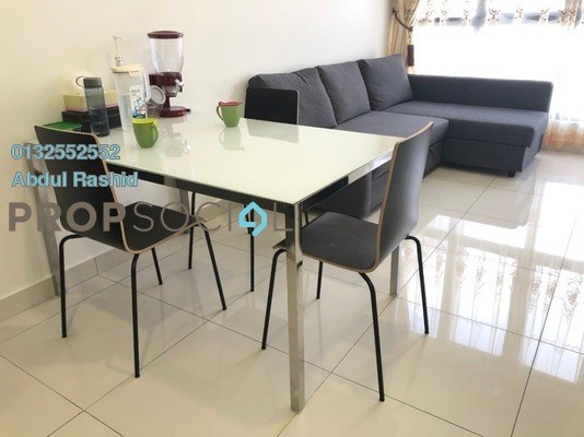 Condominium For Sale in Eco Nest, Iskandar Puteri (Nusajaya) Freehold Fully Furnished 2R/1B 590k