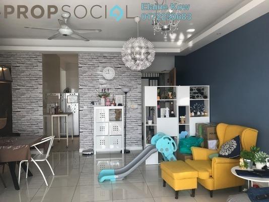 For Rent Condominium at Bandar Puchong Jaya, Puchong Freehold Fully Furnished 3R/2B 2.5k