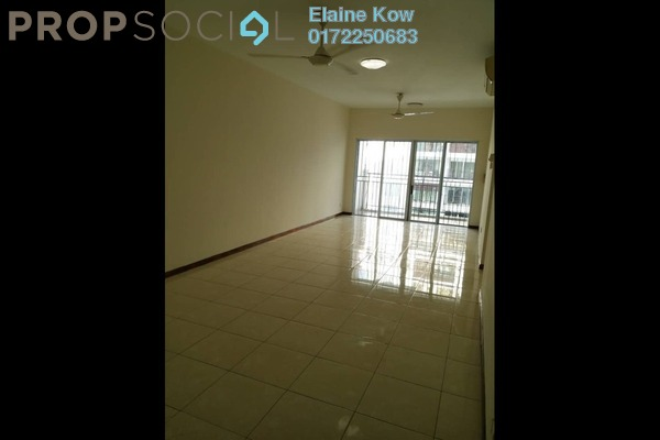 For Rent Condominium at Ken Damansara II, Petaling Jaya Freehold Semi Furnished 3R/2B 2.3k