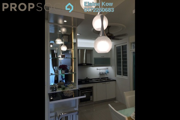For Rent Condominium at Hijauan Saujana, Saujana Freehold Fully Furnished 2R/1B 1.9k