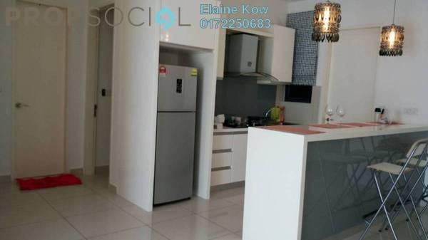 For Rent Condominium at TRiGON Luxury Residences @ Setia Walk, Pusat Bandar Puchong Freehold Fully Furnished 2R/2B 2.6k