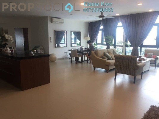 For Sale Condominium at AraGreens Residences, Ara Damansara Freehold Semi Furnished 4R/4B 1.78m