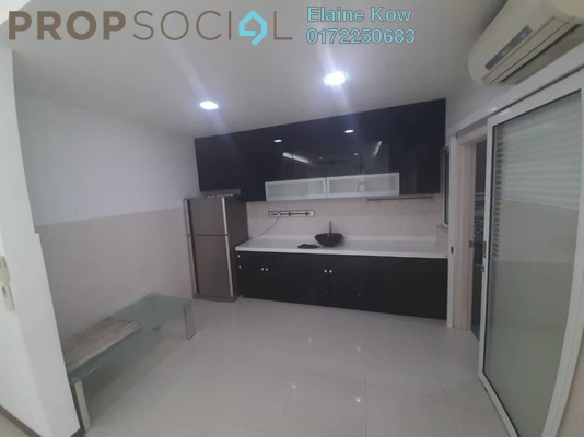 For Rent Townhouse at Challis Damansara, Sunway Damansara Freehold Semi Furnished 3R/3B 3.6k