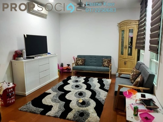 For Sale Superlink at The Glades, Putra Heights Freehold Semi Furnished 5R/5B 2m