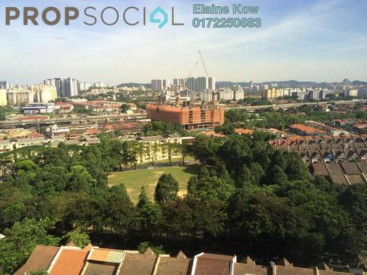 For Sale Condominium at Maxwell Towers, Gasing Heights Freehold Semi Furnished 3R/3B 710k