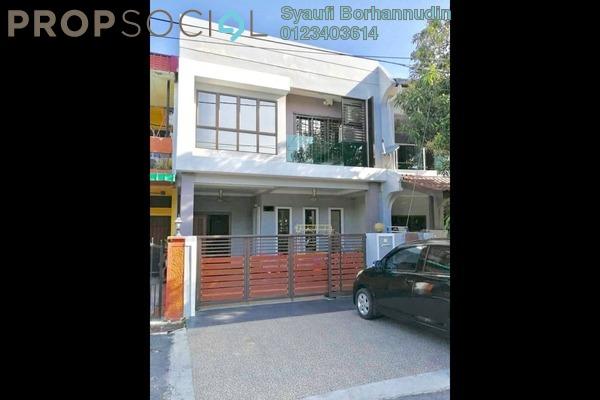 For Sale Terrace at Taman Nirwana, Ampang Freehold Unfurnished 5R/4B 980k