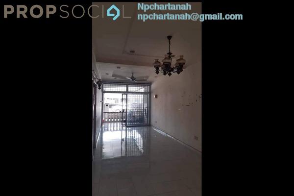 For Sale Terrace at Bandar Tasek Mutiara, Simpang Ampat Freehold Unfurnished 3R/2B 290k