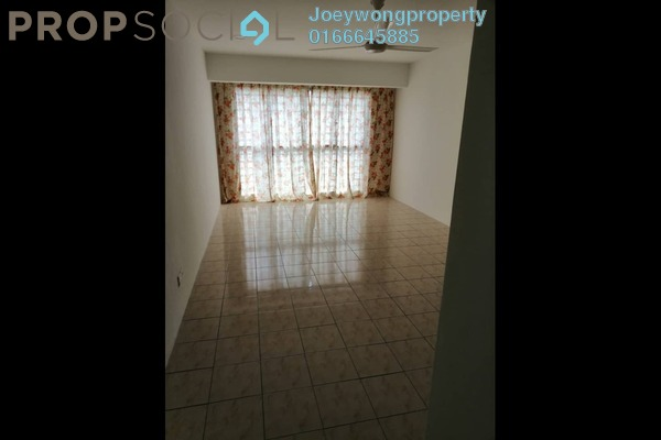 For Rent Apartment at Tulin Apartment, Old Klang Road Freehold Unfurnished 3R/2B 1k