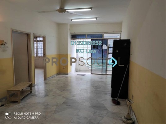 For Rent Apartment at Kuchai Entrepreneurs Park, Kuchai Lama Freehold Unfurnished 3R/2B 890translationmissing:en.pricing.unit