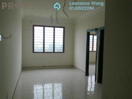 Apartment For Sale in Pangsapuri Berembang Indah, Keramat Freehold Unfurnished 3R/2B 200k