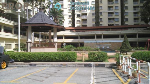 For Rent Condominium at Platinum Hill PV5, Setapak Freehold Semi Furnished 4R/2B 1.5k