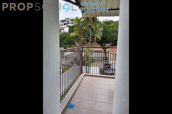 For Rent Terrace at Lucky Garden, Bangsar Freehold Semi Furnished 4R/3B 3k