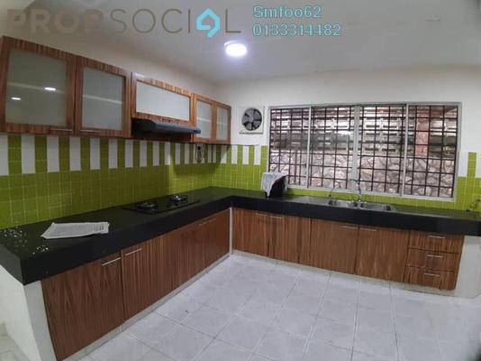 For Rent Terrace at Bangsar Baru, Bangsar Freehold Semi Furnished 4R/3B 3k