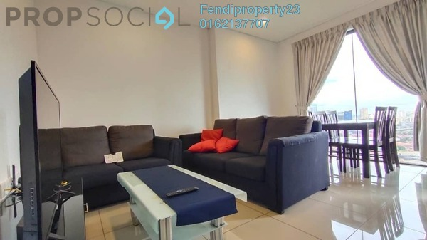 Condominium For Rent in D'Latour, Bandar Sunway Freehold Fully Furnished 2R/2B 1.52k