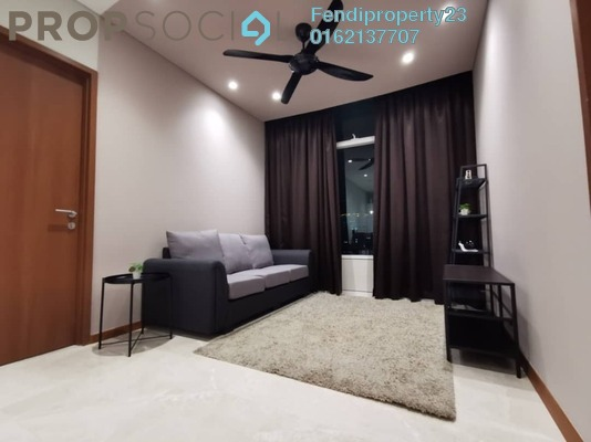 Condominium For Rent in Sky Suites @ KLCC, KLCC Freehold Fully Furnished 2R/1B 2.2k