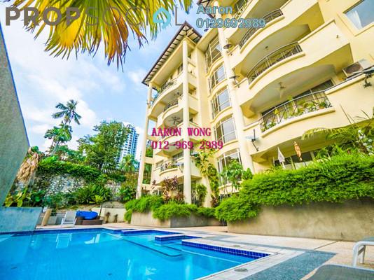 For Rent Condominium at Sri Bidari, Bangsar Freehold Semi Furnished 3R/4B 4.5k