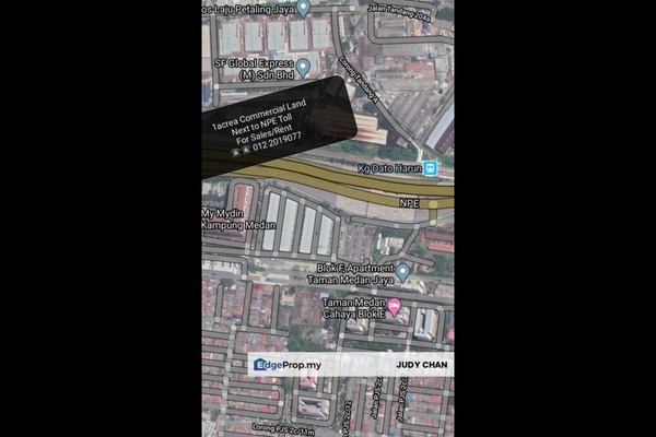 For Sale Land at PJS 2, PJ South Freehold Unfurnished 0R/0B 13m