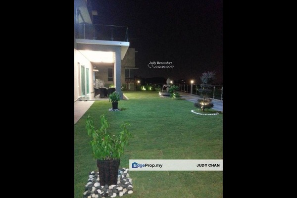 Semi-Detached For Sale in Skyville, Bandar Puchong Jaya Freehold Semi Furnished 5R/7B 4.38m