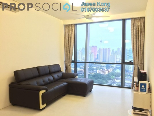 Condominium For Rent in The Capers, Sentul Freehold fully_furnished 2R/2B 2k