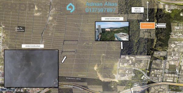 Land For Sale in Gateway Kiaramas, Mont Kiara Freehold Unfurnished 0R/0B 19m