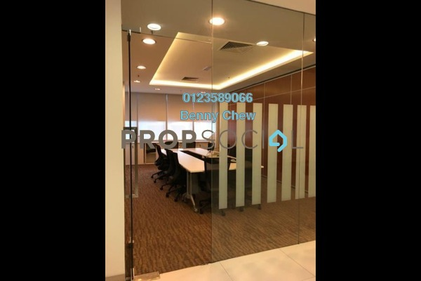 For Rent Office at Guoco Tower @ Damansara City, Damansara Heights Freehold Semi Furnished 0R/0B 96.5k