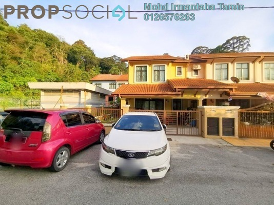 Terrace For Sale in Ampang Saujana, Ampang Freehold semi_furnished 4R/3B 950k
