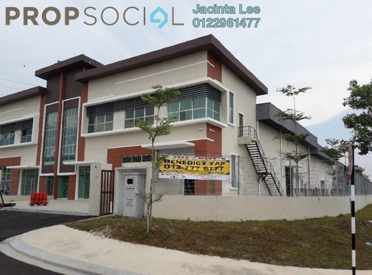 Factory For Sale in Taman Kempas Indah, Johor Bahru Freehold Unfurnished 0R/3B 1.85m