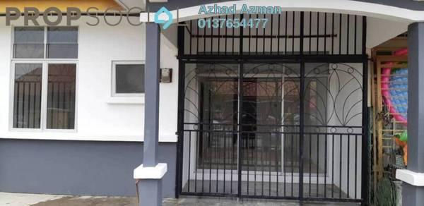 For Rent Terrace at Azlena, Bandar Saujana Putra Freehold Unfurnished 4R/2B 1.2k