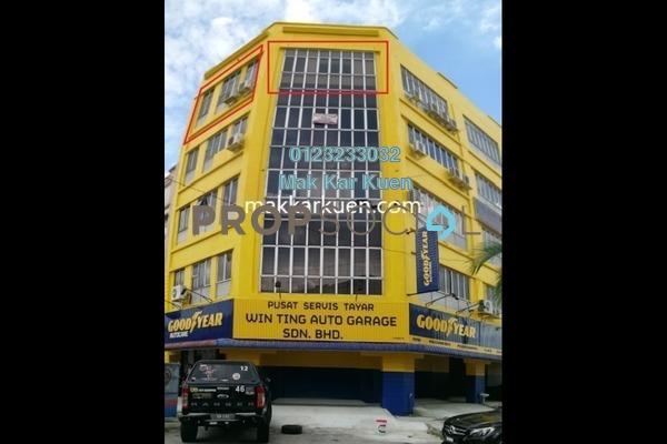 Office For Sale in SunwayMas Commercial Centre, Kelana Jaya Freehold unfurnished 0R/0B 158k